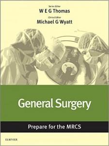 general surgery mrcs