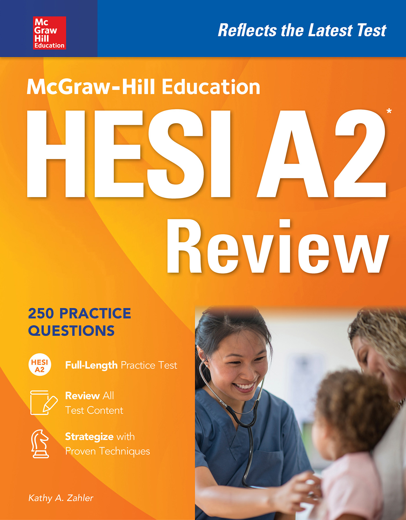 McGraw-Hill Education HESI A2 Review » Medical Books Free