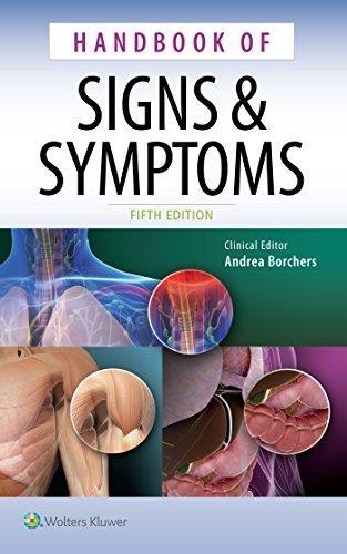 Handbook of Signs & Symptoms (5th edition) » Medical Books Free