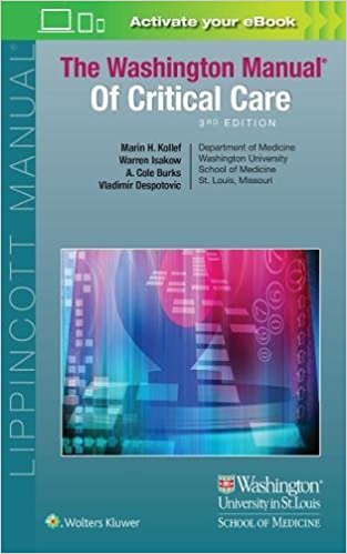 Critical Care » Medical Books Free